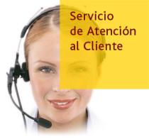 servicio atención al cliente